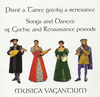 MUSICA VACANTIUM - Songs and Dances of Gothic and Renaisance periods