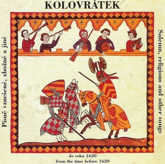 KOLOVRÁTEK - Solemn, religious and other songs